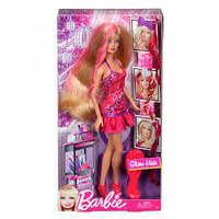 Barbie Кукла Барби с аксессуарами для волос