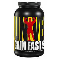 Universal Nutrition Gain Fast 3100 Гейнер 1160 грамм (Печенье и крем)