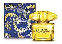 Женская парфюмированная вода Versace Yellow Diamond intense, 90 мл