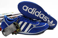 Кроссовки мужские Adidas GORE-TEX Originals (адидас, оригинал) синие