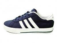 Кроссовки мужские Adidas NEO (адидас, оригинал) черные