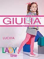 Колготки для девочки с эффектом блеска LUCHIA 150