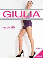 Колготы женские капроновые с поддерживающими шортиками RELAX 50