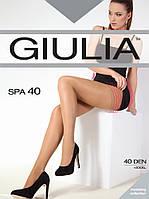 Колготки женские капроновые с эффектом top-comfort SPA 40