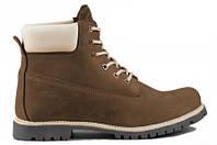 Ботинки зимние мужские Palet Winter Boots (палет, оригинал)  коричневые