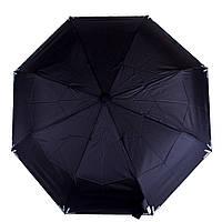Зонт мужской полуавтомат с фонариком и светоотражающими вставками Fare (Фаре)  серия Safebrella