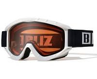 Горнолыжная маска Bliz Park Pro Double White / Orange lens