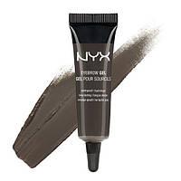 Гель для бровей NYX Eyebrow Gel 05 Black