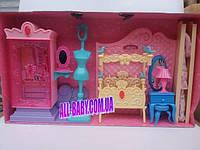 Набор кукольной мебели «Спальня» 2927
