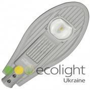Светодиодный уличный LED светильник EcoWay 32W 5000K (0232)
