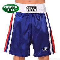 Шорты для бокса Elite Green Hill BS-6333