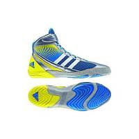 Борцовки Adidas Response III желто-синий G62623