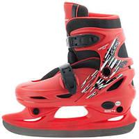 Детские ледовые раздвижные коньки Nordway Click-Boy