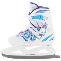 Ледовые коньки раздвижные детские Nordway Slide-Girl