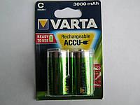 Аккумуляторы Varta C 3000mAh
