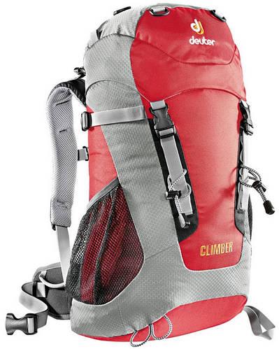 Качественный детский туристический рюкзак DEUTER Climber 36079 5470 красный