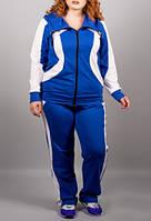 """Спортивный костюм женский """"Шекира"""", размеры 54-60"""