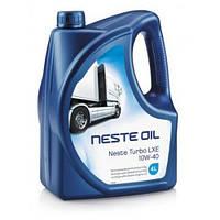 Масло моторное NESTE Turbo LXE 10W-40  4 л
