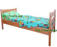 Подростковая, Детская кровать из дерева БУКва