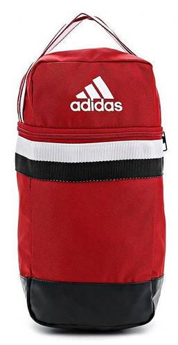 Практичная спортивная сумка  Adidas TIRO SB S13313 красный с черным