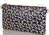 Женский кожаный клатч  с принтом ETERNO, ET89073-11