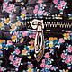 Женский кожаный клатч  с принтом ETERNO, ET89073-11, фото 6
