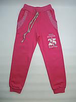 Спортивные штаны для девочки ( 5-10) лет