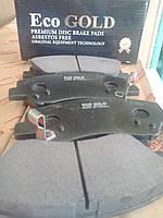 Тормозные колодки передние Hyundai Accent/Solaris (2011- )
