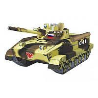 Сборная модель Умная бумага БМП-3 серии Военная техника (32)