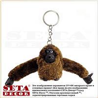 "Брелок ""Орангутанг"" (обезьянка мягкая игрушка) (обезьяна)"