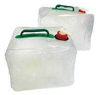 Складная канистра для воды на 10 л, возможен ОПТ