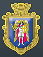 Значок герб Киева