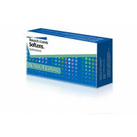 SofLens Natural Colors – цветные контактные линзы для дневного ношения