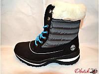 Ботинки женские высокие зимние Tinberland Gore-Tex T0009