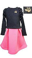 Платье на девочку модное