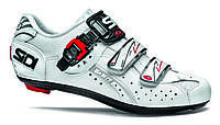 Велотуфли Шоссе Sidi Genius 5-Fit Carbon White/White 42