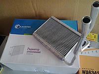 Радиатор отопителя (печки) Luzar