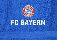 Полотенце лицевое с символикой FC Baern
