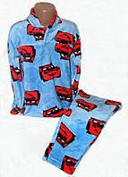 "Пижама для мальчика "" Тачки """