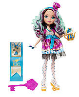 Кукла Ever After High Madeline Hatter Маделин Хаттер, серия Базовые куклы