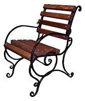 Кресла деревянные для сада