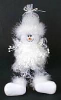 Новогоднее украшение Снеговик, 38см