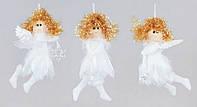 Елочное украшение Ангел, 16см