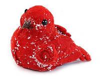 Новогодний декор Птица, 14см