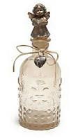 Декоративная бутылочка с пробкой в форме ангела