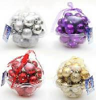 Набор пластиковых шаров (26), 4см