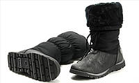 Сапоги женские Timberland Boots (тимберленд, оригинал) черные