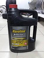Масло моторное Texaco HAVOLINE 15W-40 5L