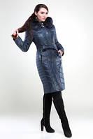 Удлиненное зимнее пальто Все размеры Пуховик. Классика моды