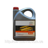 Моторное масло Toyota 5W30 SL/CF 5 литров
